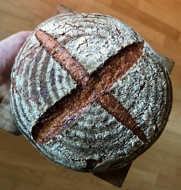 Ajdov kruh brez glutena