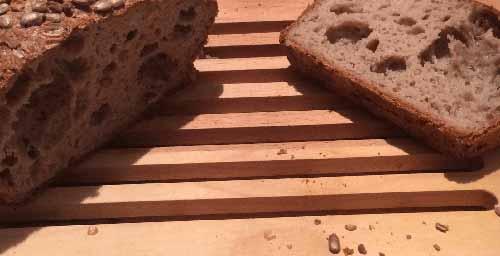 Ajdov kruh brez kvasa