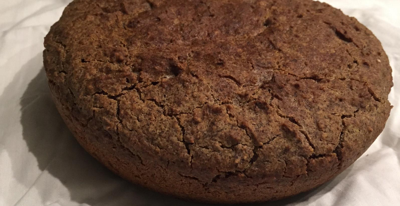 Brezglutenski kruh s semeni