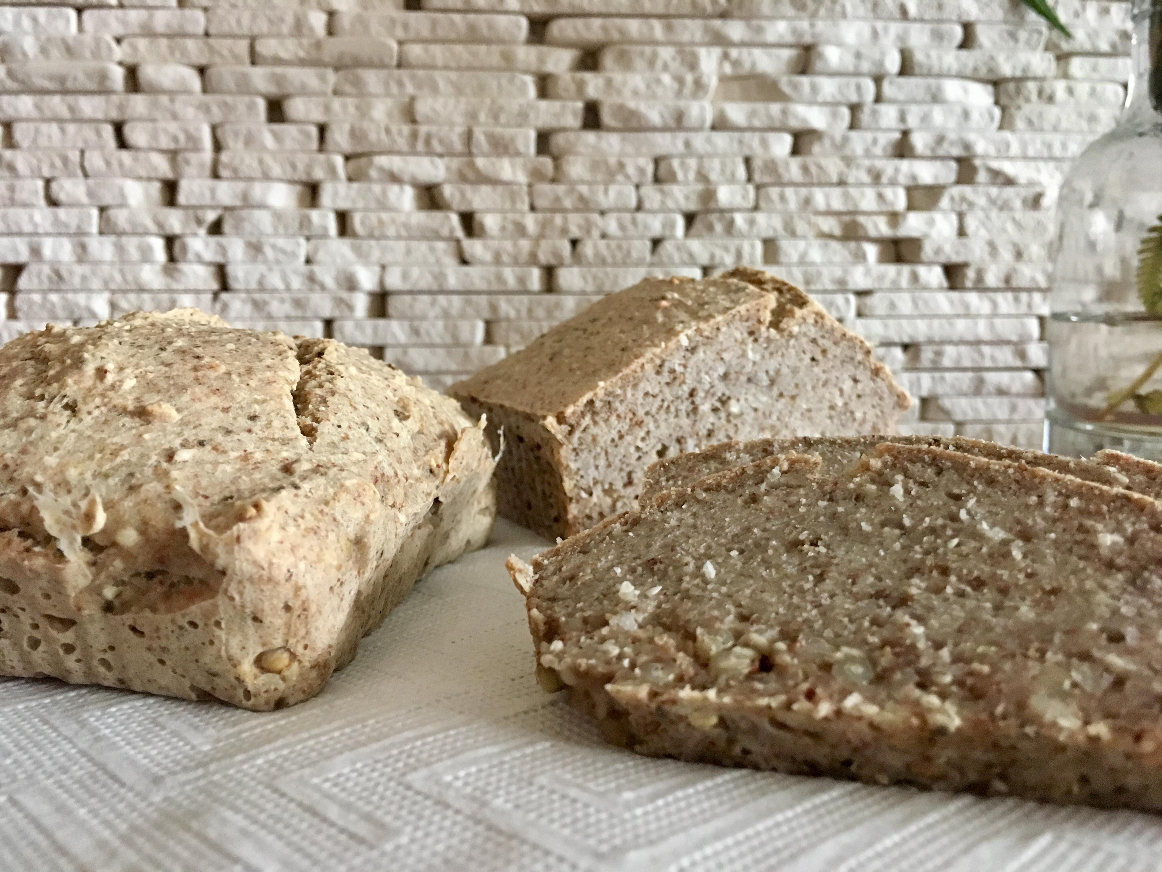 Kruh iz ajdove kaše