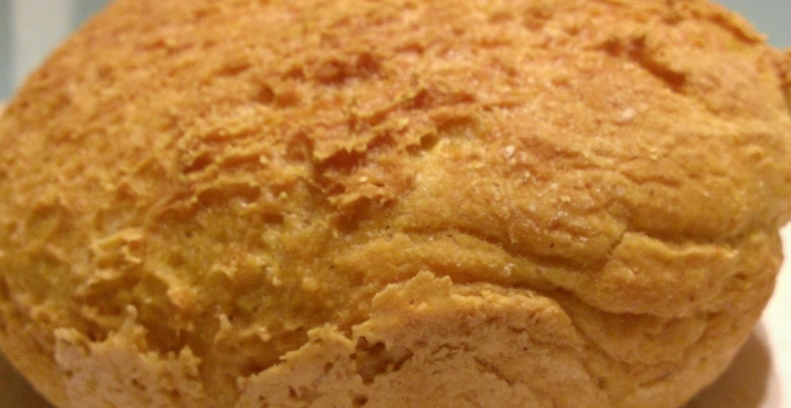 Koruzni kruh brez glutena