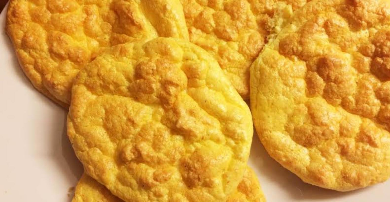 Kruhki brez moke