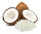 Eko kokosova moka (grobo mleta)