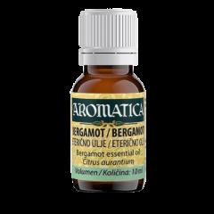 Eterično olje bergamotke