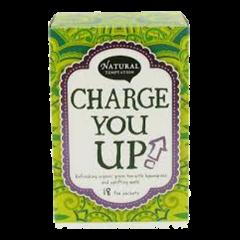 Eko zeliščni čaj Charge You Up