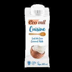 Eko kokosova smetana za kuhanje