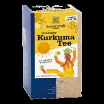 Eko kurkumin čaj z ingverjem
