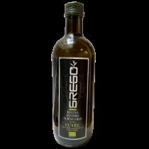 Slovensko ekološko ekstra deviško oljčno olje, 1 l