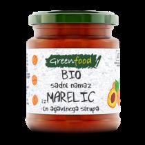 Eko sadni namaz - marmelada, brez glutena 260 g